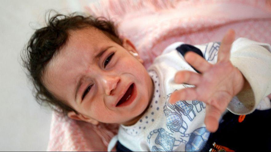 سازمان ملل: ۱۲۴۸ کودک یمنی در حملات عربستان کشته شدهاند