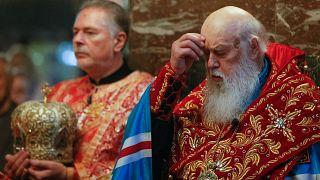 """Kreml: """"az egyház szakadása egy katasztrófa"""""""