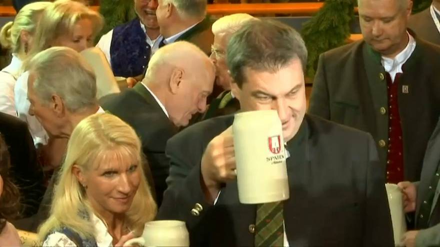 Raw Politics: Bavarians face regional vote with global implications