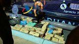 شاهد: السلطات الإسبانية تضبط 5,5 طن من الحشيش في زورقين قبالة جبل طارق