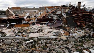 Michael : des vents à 250 km/h ont dévasté la Floride