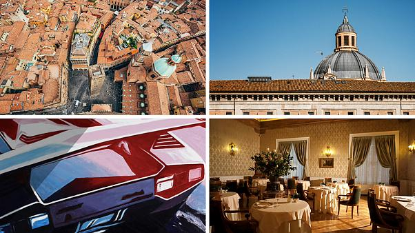 The guide to Bologna