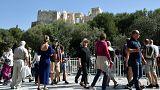 Bezárt az Akropolisz
