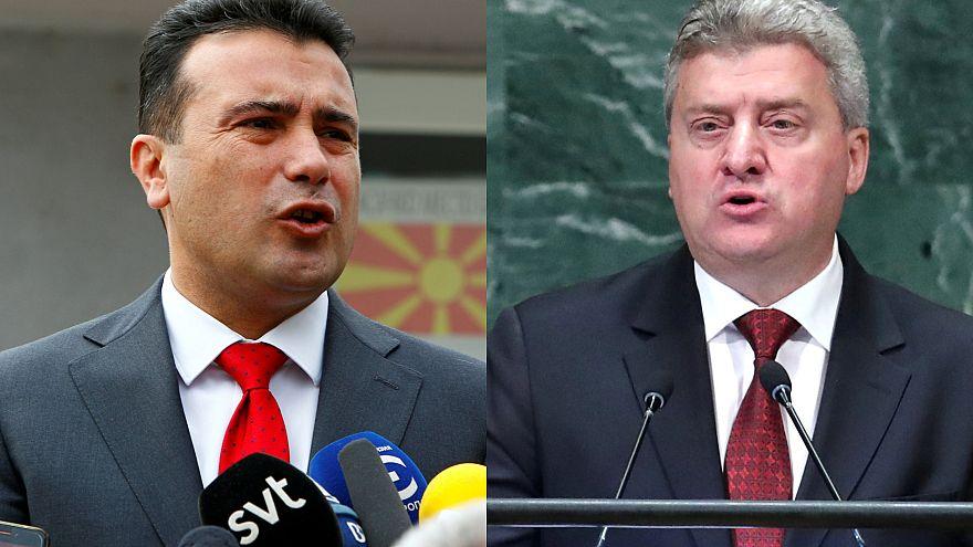 Ζάεφ VS Ιβάνοφ: Συνταγματική κόντρα ανήμερα της εθνικής εορτής