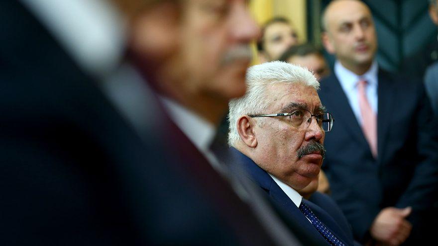 MHP Genel Başkan Yardımcısı Yalçın: Bozkurtu Hitler işaretiyle kıyaslamak akıl tutulmasıdır