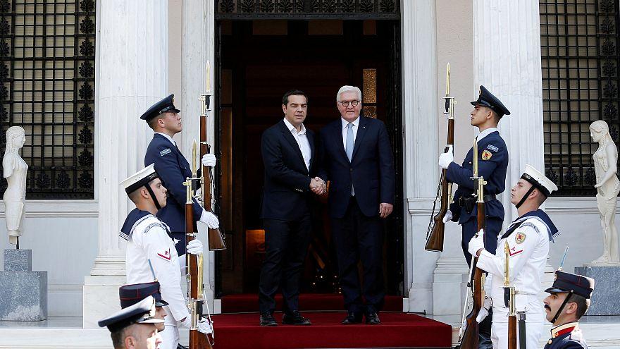Steinmeier in Grecia per rilanciare il rapporto con la Germania
