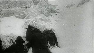 Le spoglie di un alpino della Prima guerra mondiale ridate alla famiglia