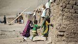 İç çatışmalardan yorulan Afganlar bir de kuraklıkla boğuşuyor