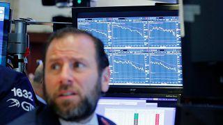 Avrupa borsaları Amerika'nın etkisiyle düşüşte