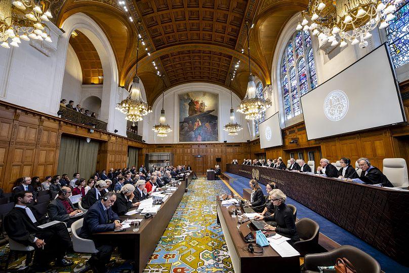 عکس از ICJ