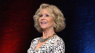 Lumiere Film Festivali'nden Jane Fonda'ya saygı duruşu