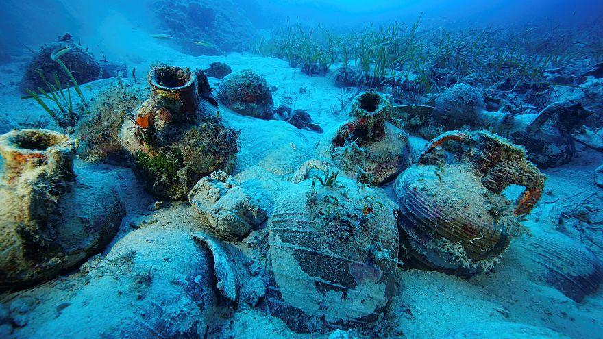 Фурни - архипелаг затонувших кораблей
