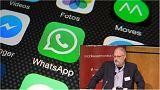 شهادت پیامرسان واتساپ علیه عربستان در پروندۀ ناپدید شدن جمال خاشقجی