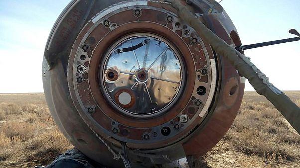 Roscosmos και NASA αναζητούν τα αίτια της βλάβης στον Σογιούζ