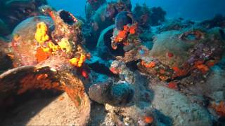 Le meraviglie del cimitero di navi di Furni