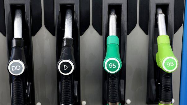 مضخة للوقود في إسبانيا