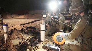إسرائيل تقول إنها اكتشفت ودمرت نفقاً حفرته حماس عبر الحدود