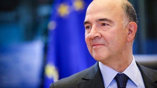 Μοσκοβισί: Η Ελλάδα είναι ελεύθερη να καθορίσει την πολιτική της