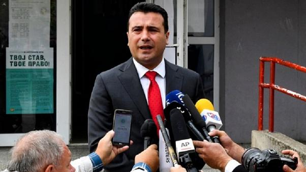 Ζ.Ζάεφ: «Ο Τσίπρας μου τηλεφώνησε το βράδυ του δημοψηφίσματος»