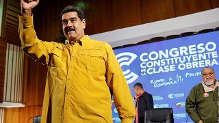 """Deram ordem para matar Maduro"""