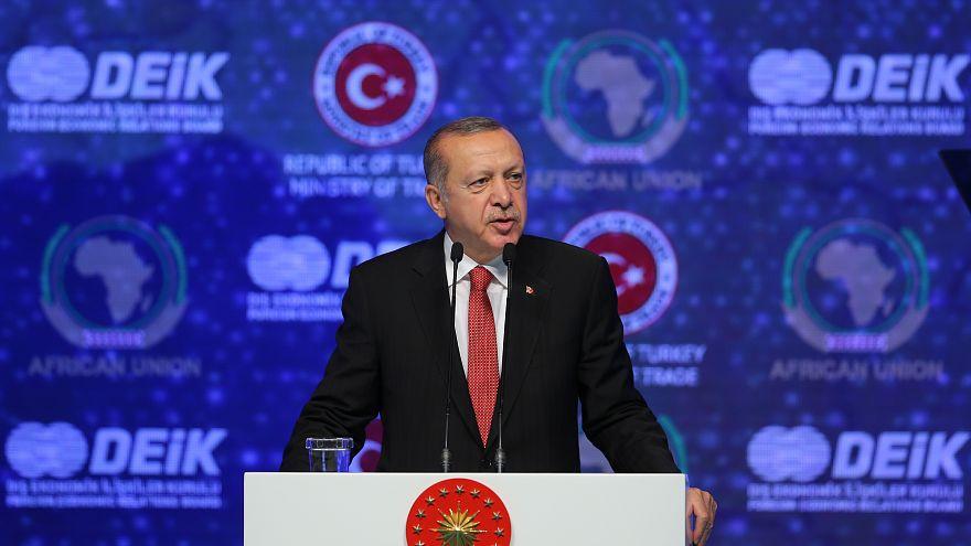 Cumhurbaşkanı Erdoğan: Hedefimiz vatandaş odaklı devlet anlayışı ve bürokrasinin azaltılması