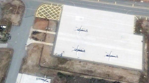 Κύπρος: Αυτά είναι τα αμερικανικά ελικόπτερα της μυστικής Βάσης;