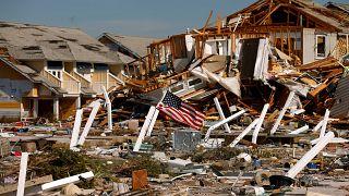 "Hurrikan ""Michael"" verwüstet US-Südostküste"