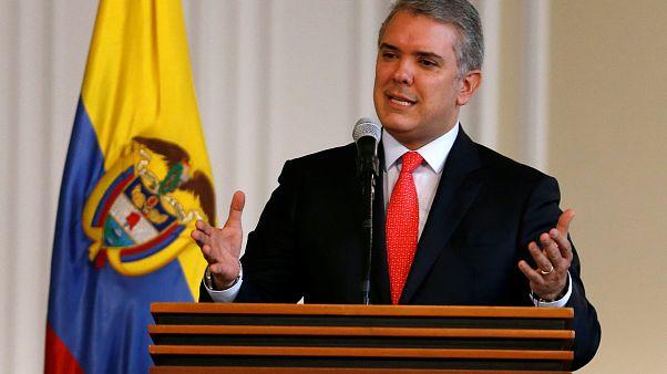 Duque denuncia que grupos armados entran y salen de Venezuela hacia Colombia