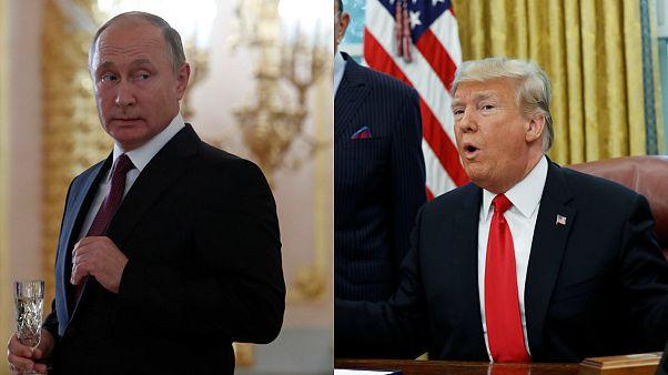 Rusya Dışişleri Bakanlığı: Trump ve Putin yeniden görüşebilir