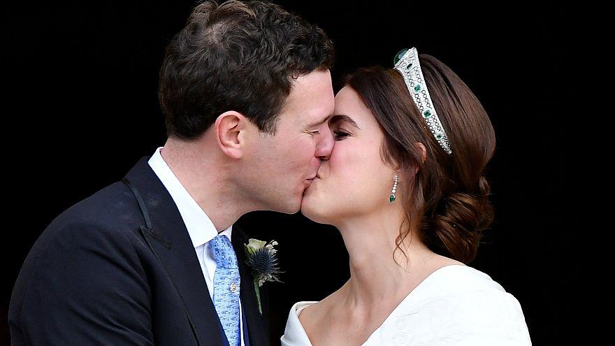 Royale Hochzeit: Prinzessin Eugenie (28) sagt JA zu ihrer großen Liebe