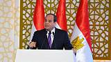السيسي: مصر قادرة على هزيمة إسرائيل في أي مواجهة عسكرية مقبلة