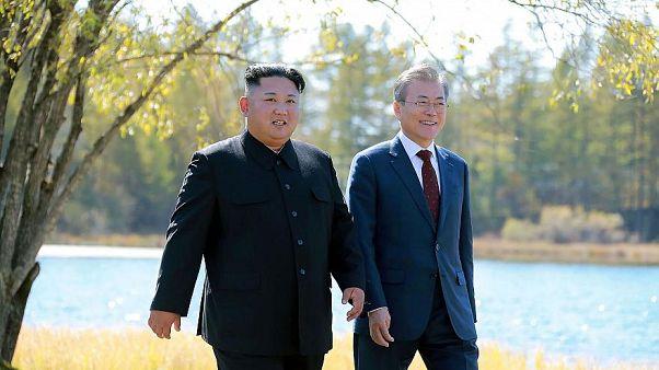 Güney Kore Devlet Başkanı: Kuzey Kore nükleer faaliyetlerini tamamen sonlandıracak