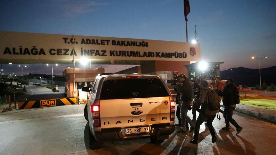 Amerikai lelkész, török válság