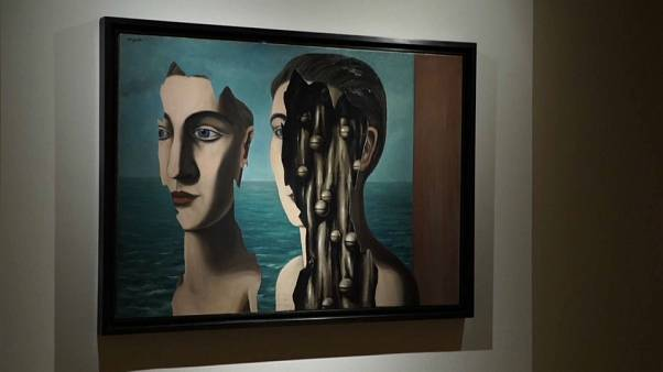 Big guns of surrealism on show as Pompidou Centre lends works to Pisa