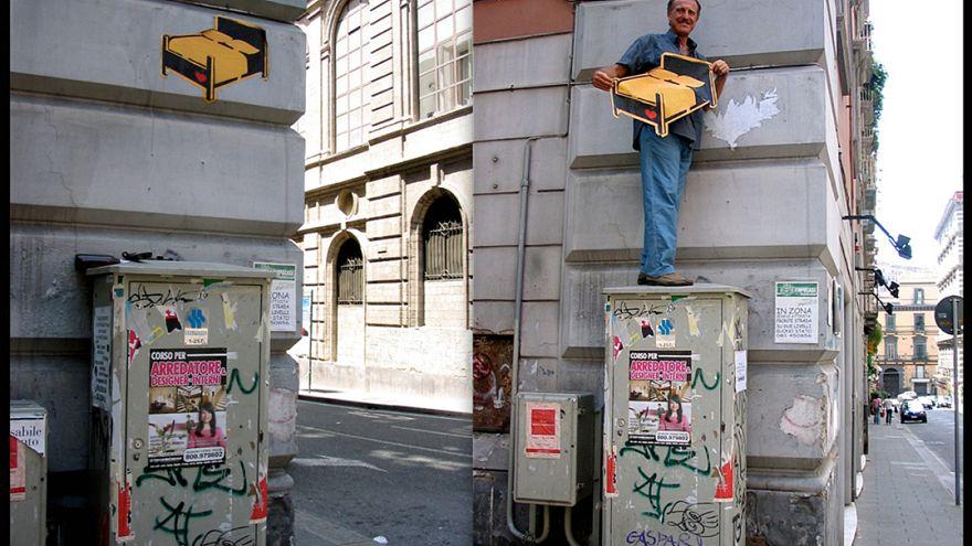 Il cacciatore di graffiti: da 'nemico' a paladino degli street artist