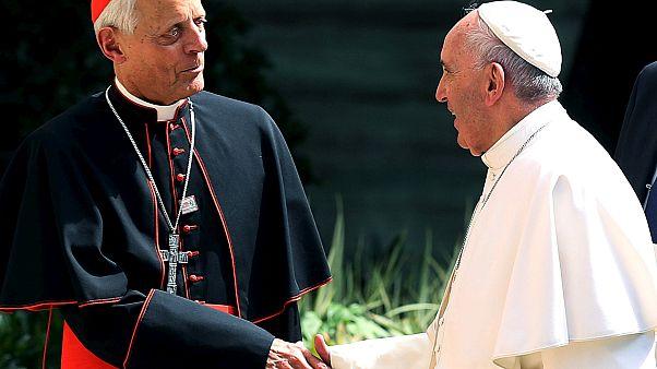Elfogadta a washingtoni érsek lemondását a pápa