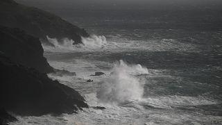British Isles brace for Storm Callum as powerful gusts hit Ireland