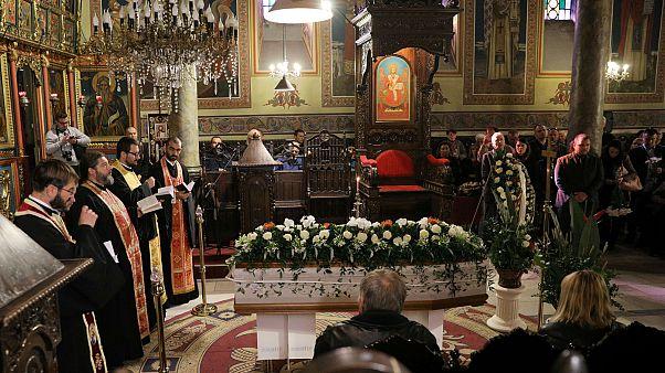 Gyászmisét tartottak Viktoria Marinova emlékére
