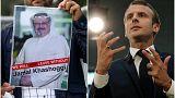 رئیس جمهوری فرانسه: موضوع روزنامهنگار سعودی خیلی خیلی جدی است
