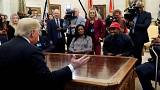 Donald Trump'tan Brunson'un tahliyesi sonrası ilk açıklama