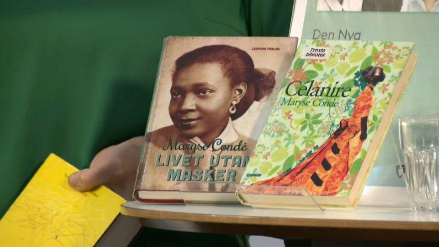 La Française Maryse Condé reçoit le « prix Nobel alternatif » de littérature