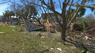 Al menos 17 muertos tras el paso del huracán Michael