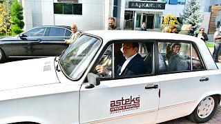 Elektrikli Murat 124 Beylikdüzü'nde: Seri üretim için fabrika kuruldu