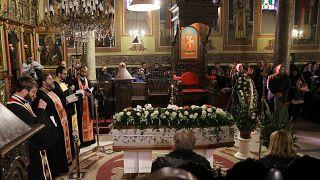 Bulgaria: Hundreds attend Victoria Marinova's funeral