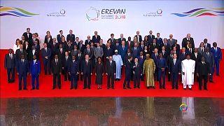 Саммит Франкофонии в Ереване