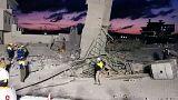 Messico: crolla edificio in costruzione, 7 morti
