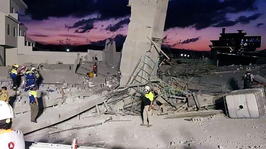 ارتفاع حصيلة ضحايا إعصار مايكل إلى 17 قتيلا على الأقل