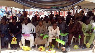 Nijerya'da Boko Haram'a karşı savaştırılan 833 çocuk serbest