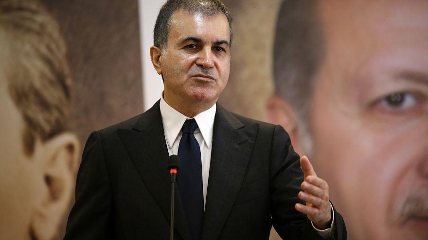 AK Parti Sözcüsü Çelik: Türkiye Brunson davasında tehdit diline boyun eğmedi