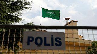 القنصلية السعودية في اسطنبول (تركيا)